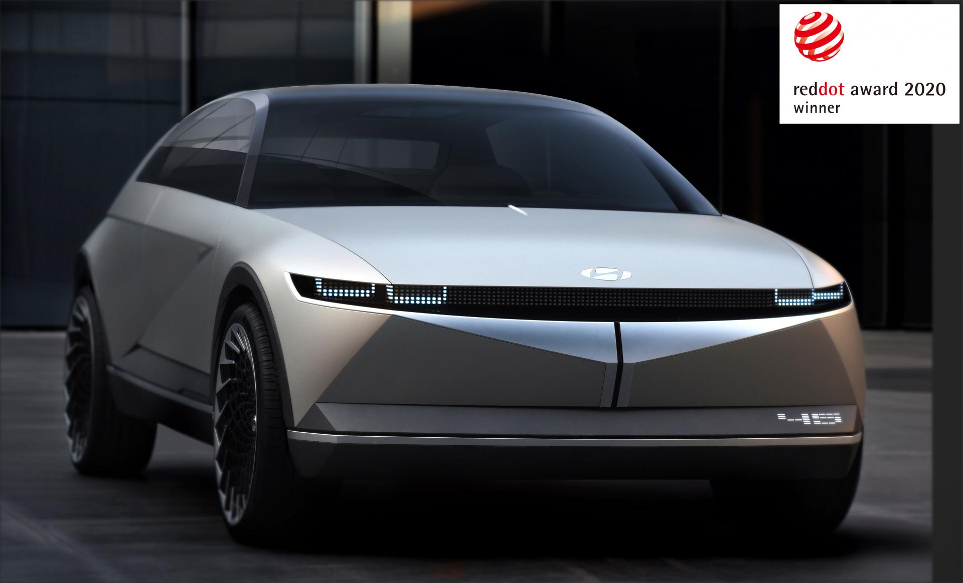 Компанія Hyundai Motor отримала три нагороди Red Dot Award 2020 за концептуальний дизайн | Івано-Франківськ - фото 9