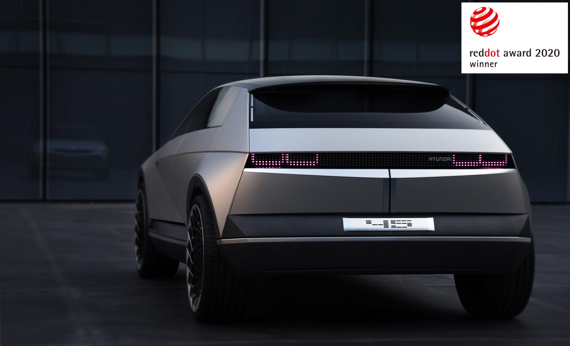 Компанія Hyundai Motor отримала три нагороди Red Dot Award 2020 за концептуальний дизайн | Івано-Франківськ - фото 10