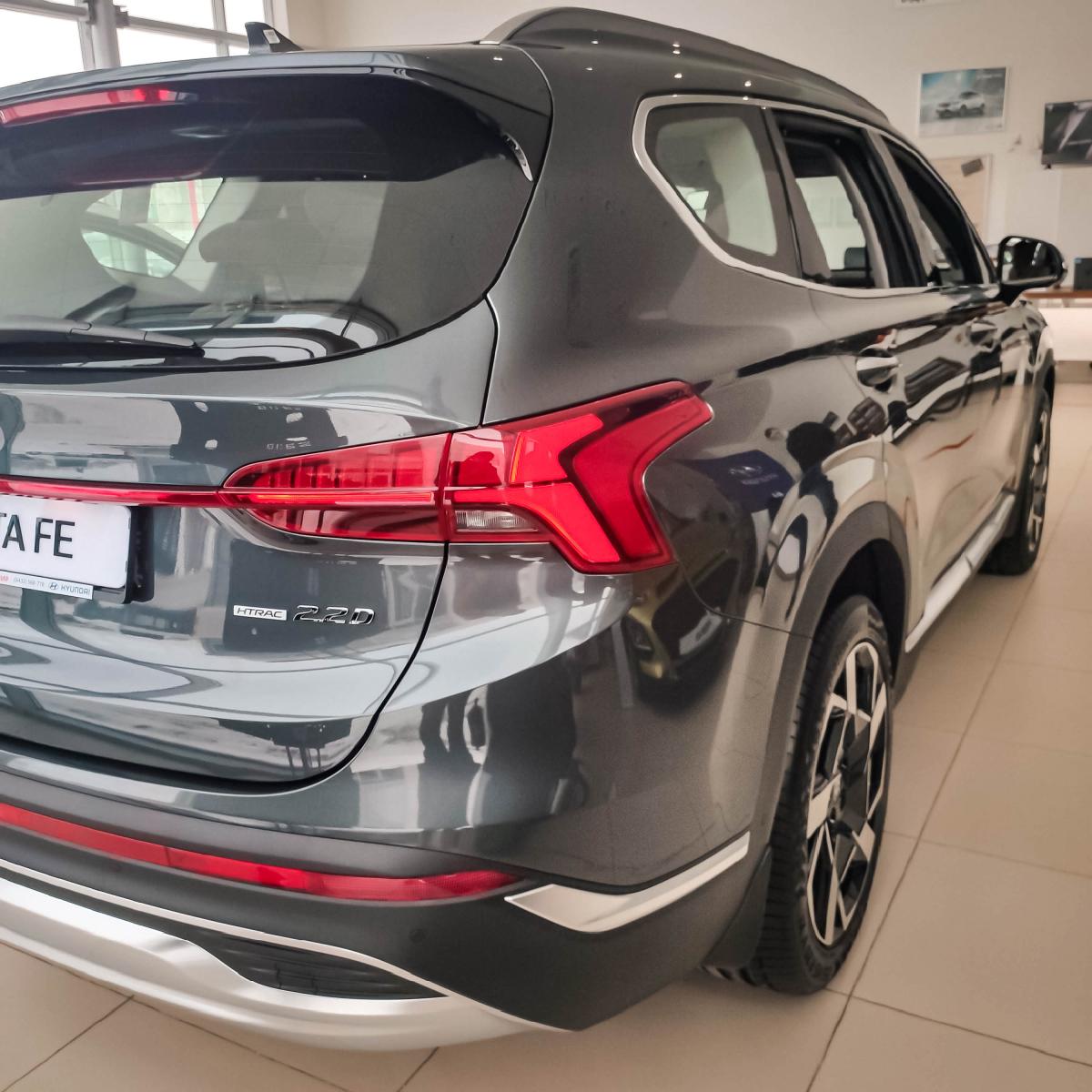 Якби комфорт і розкіш можна було б описати - це був би Hyundai Santa Fe! | Хюндай Мотор Україна - фото 8
