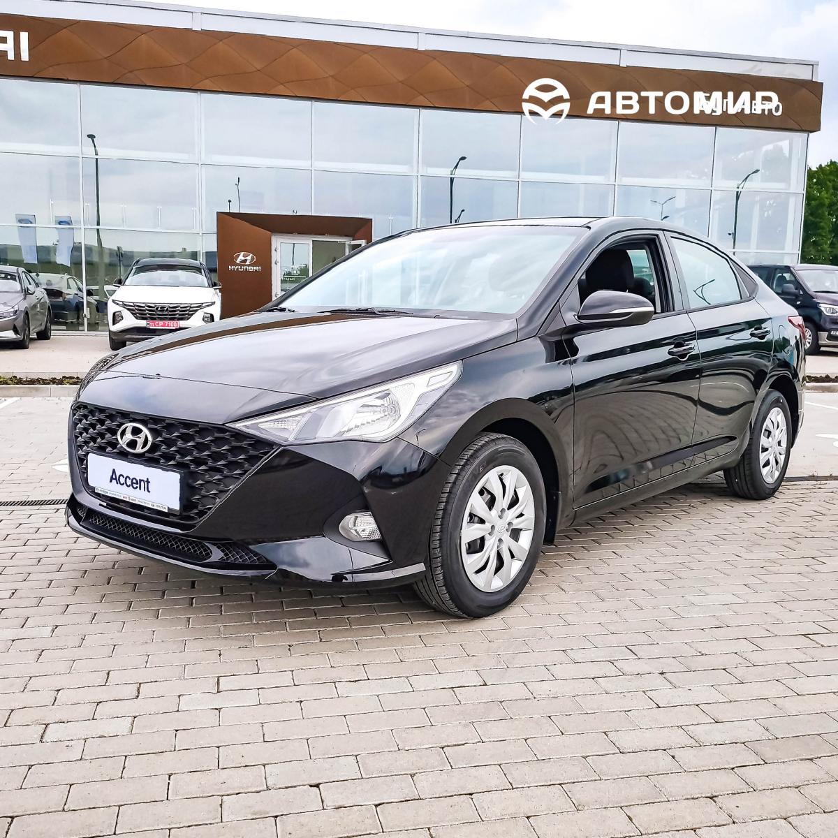 Hyundai стильний Accent вже в автосалоні!   Хюндай Мотор Україна - фото 7