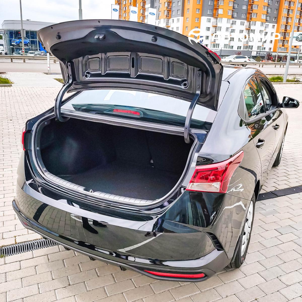 Hyundai стильний Accent вже в автосалоні!   Хюндай Мотор Україна - фото 9