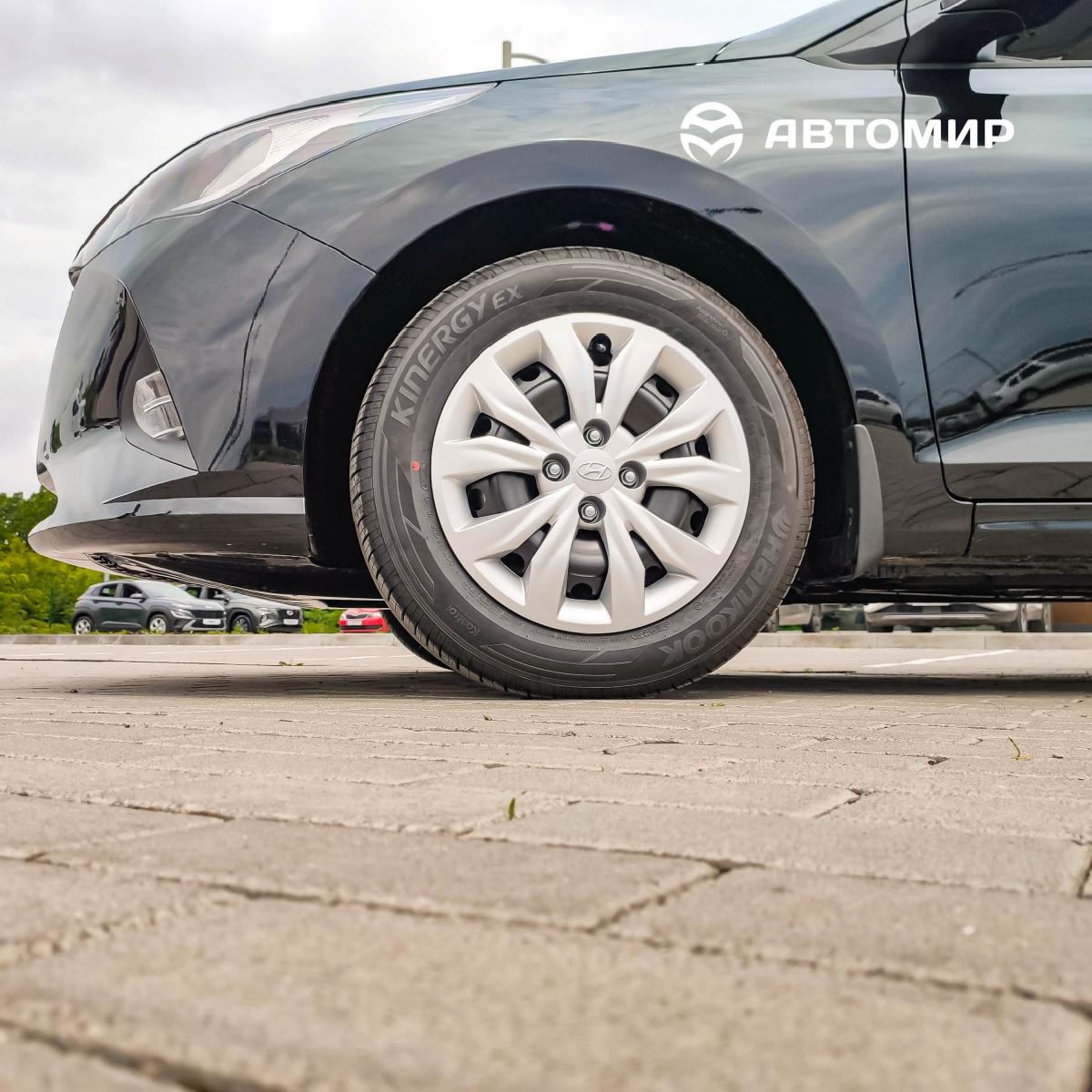 Hyundai стильний Accent вже в автосалоні!   Хюндай Мотор Україна - фото 12