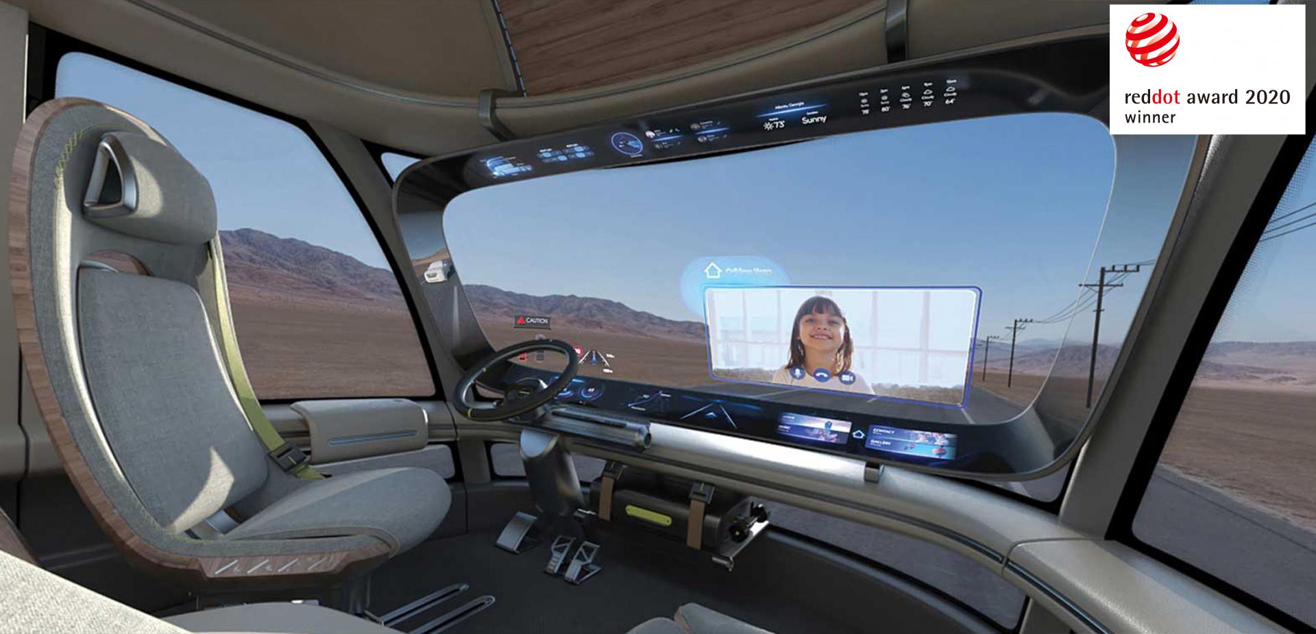 Компанія Hyundai Motor отримала три нагороди Red Dot Award 2020 за концептуальний дизайн | Івано-Франківськ - фото 12