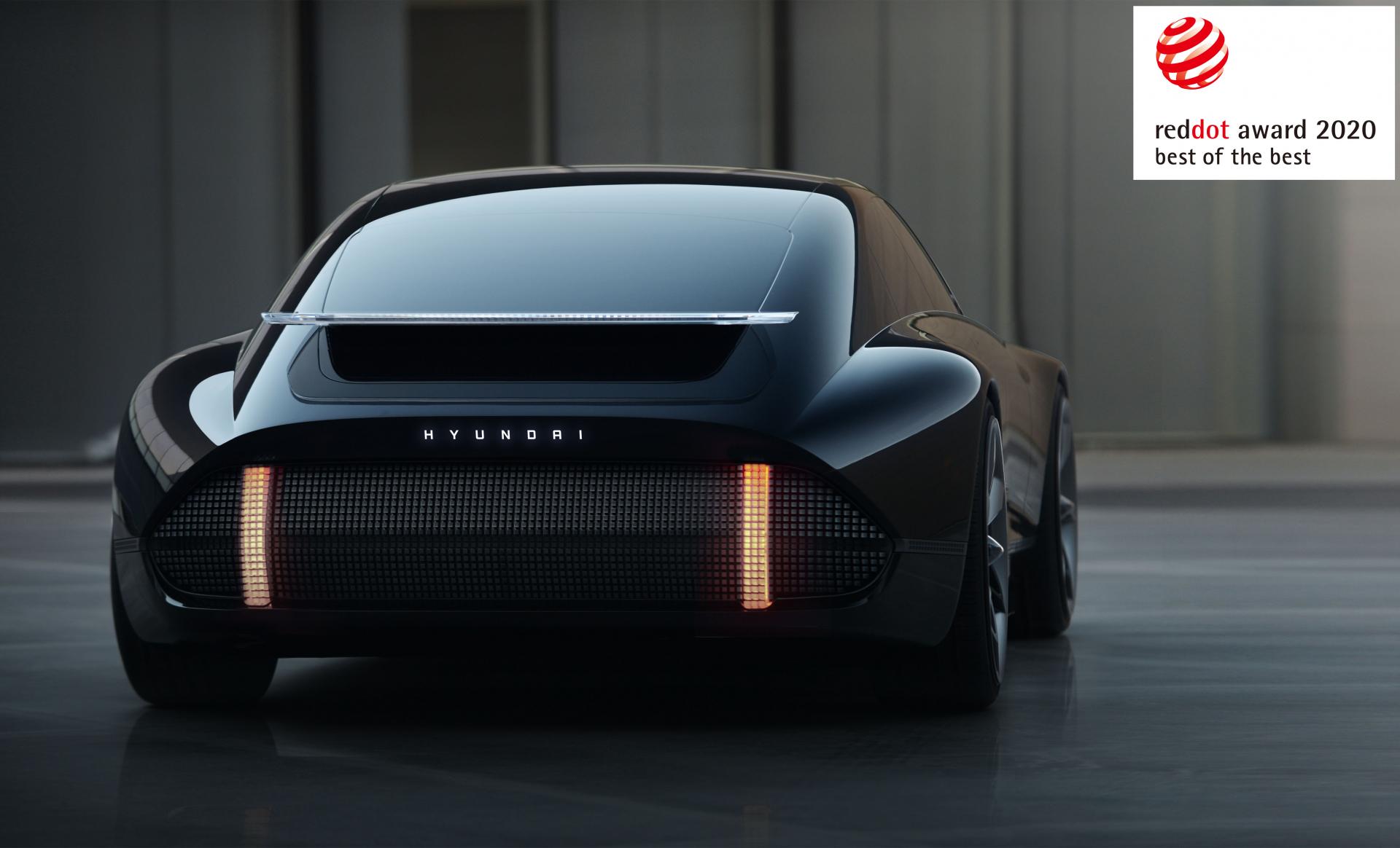 Компанія Hyundai Motor отримала три нагороди Red Dot Award 2020 за концептуальний дизайн | Івано-Франківськ - фото 13